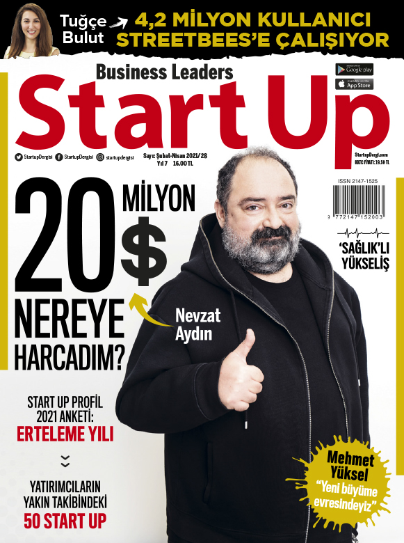 Business Leader StartUp (Haber Ekle)